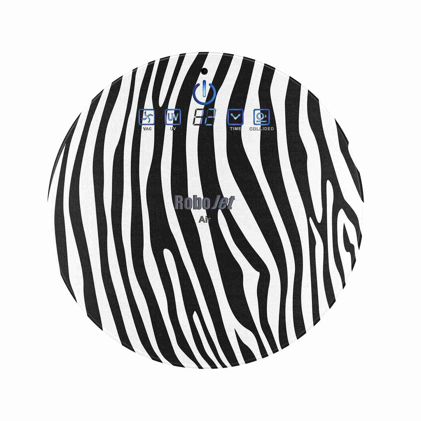 Panel RoboJet Air - Zebra