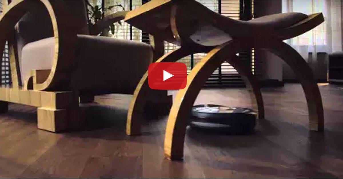 Film - Robot sprzątający RoboJet
