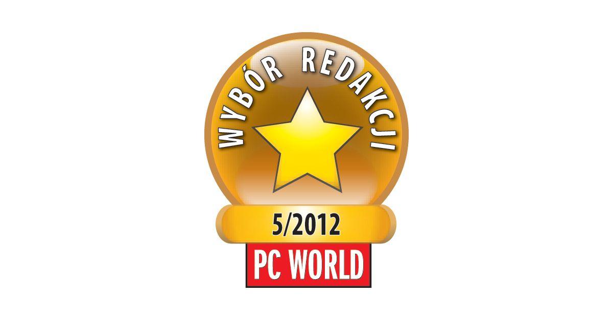 """Wyróżnienie PC World """"Wybór Redakcji"""""""