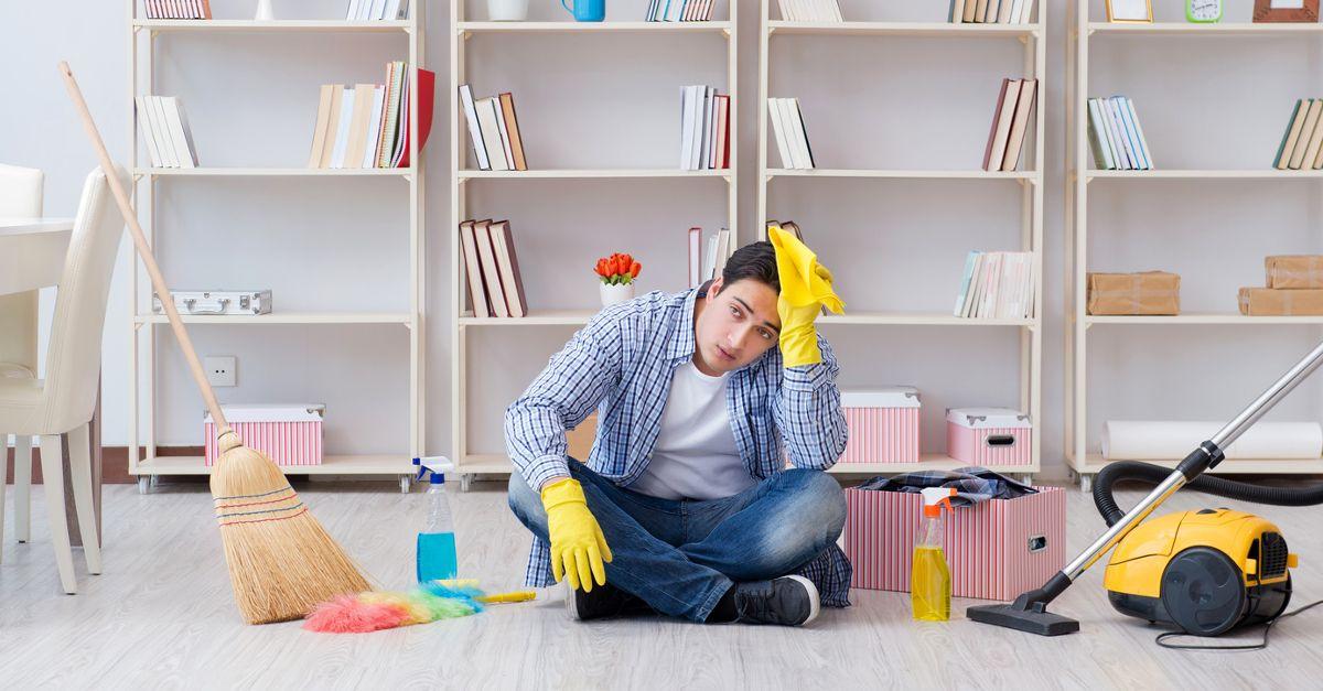 Jak szybko posprzątać pokój? Instruktaż krok po