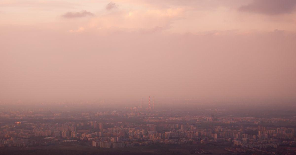 5 praktycznych rad, jak walczyć ze smogiem