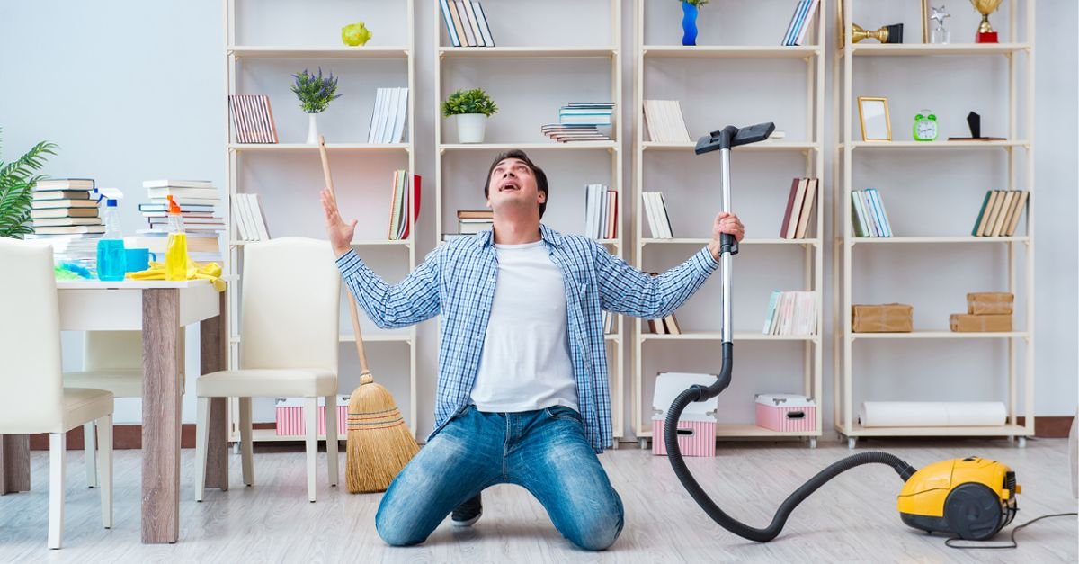 Jak wzbudzić w sobie motywację do sprzątania, czyli co zrobić, gdy nie masz siły sprzątać?